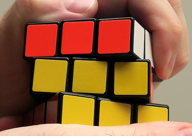 Bűvös Kocka Kirakása   Rubik Kocka Kirakása